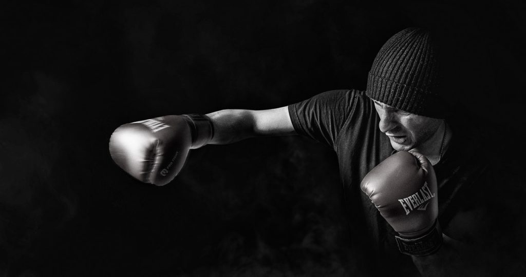Boxing Can Help with Building Strength and Burning Fat
