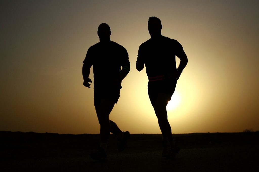 Find a Workout Buddy!