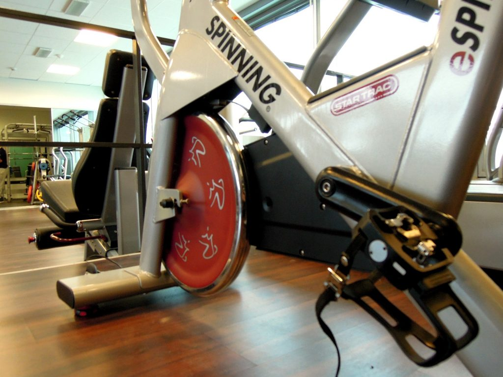 Cycling Can Be Done Indoors or Outdoors