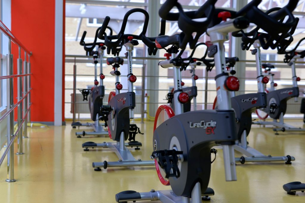 Cycling is One of the Safest Kinds of Gym Workout