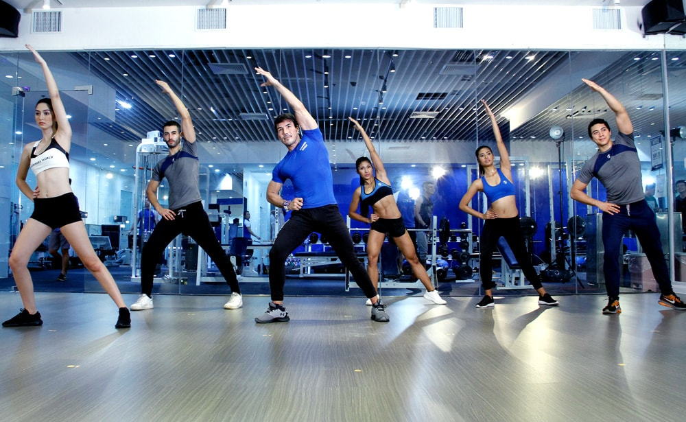 Fitness Programs | Gym in Makati - Slimmers World